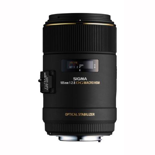 Tele/Macro Sigma EX 2.8/105 DG Macro C/AF OS HSM (Canon)