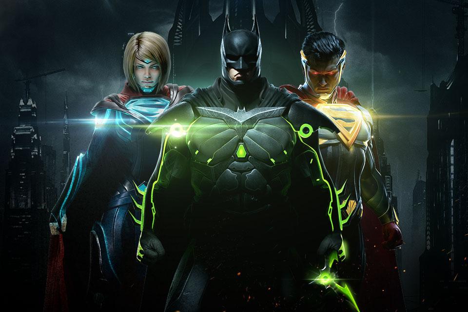PS4 Y XBOX ONE: Injustice 2 gratis durante el fin de semana