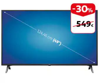 """LG - Televisión 124,46 cm (49"""")"""