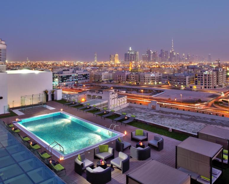 MAYO Escapada a Dubai en hotel 5* con vuelos por 403€/p