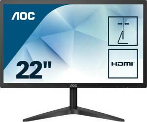 "Monitor AOC 22B1H 21.5"" LCD FullHD"