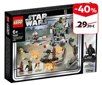 LEGO STAR WARS - Caminante Explorador Clon 250 piezas