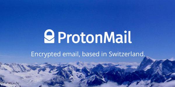Hasta 38% de descuento en ProtonMail. Correo cifrado y VPN.