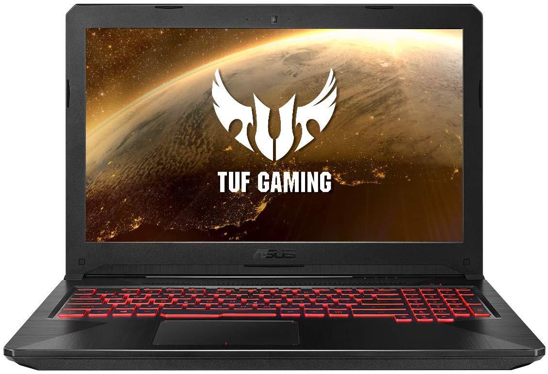 "ASUS TUF Gaming FX504GM-EN479 Ordenador portatil 15.6"" FullHD (i7-8750H, 8GB RAM, 256GB SSD, GTX1060-6GB)"