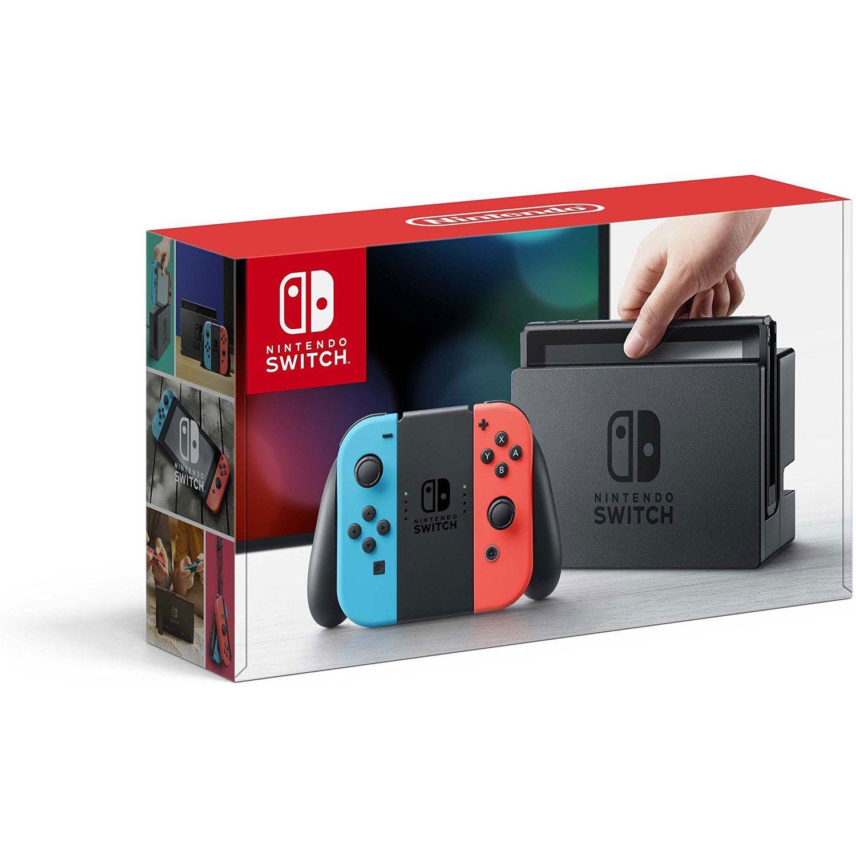 Nintendo switch reacondicionada estado como nuevo
