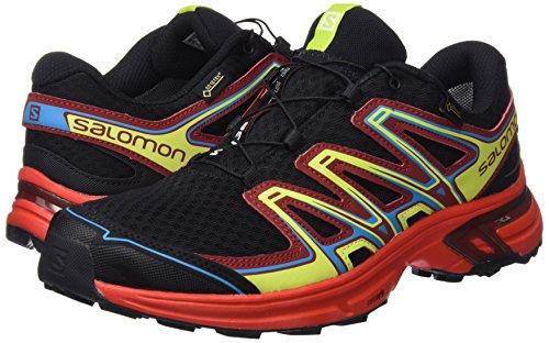 TALLA 42 - SALOMON Wings Flyte 2 Gore-Tex, Zapatillas de Trail Running para Hombre