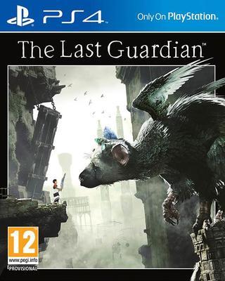The Last Guardian Físico