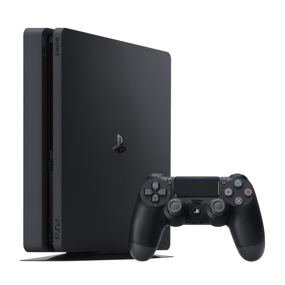 PS4 Slim- Playstation Station 4 Slim de 500GB