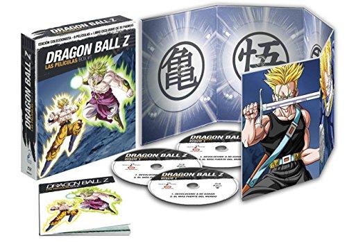 Dragon Ball Z Las Películas Bluray Box 1 Edición coleccionista