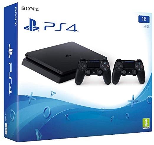 PS4 1TB con dos mandos por solo 149,99€ (Madrid)