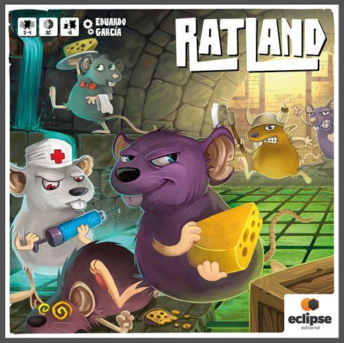 Ratland Juego de Mesa
