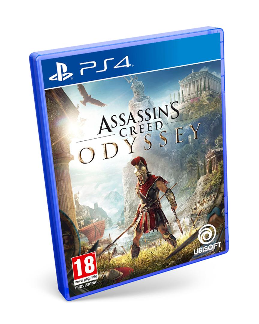 Assassin's Creed Odyssey + Llavero (PS4/XBOX ONE) 22,98€