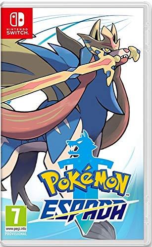 Pokemon espada switch (con amazon prime envío gratis)