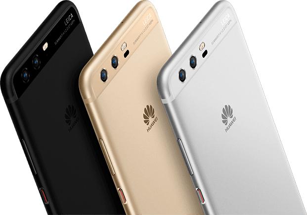 Smartphone libre Huawei P10 Negro Cámara-Du