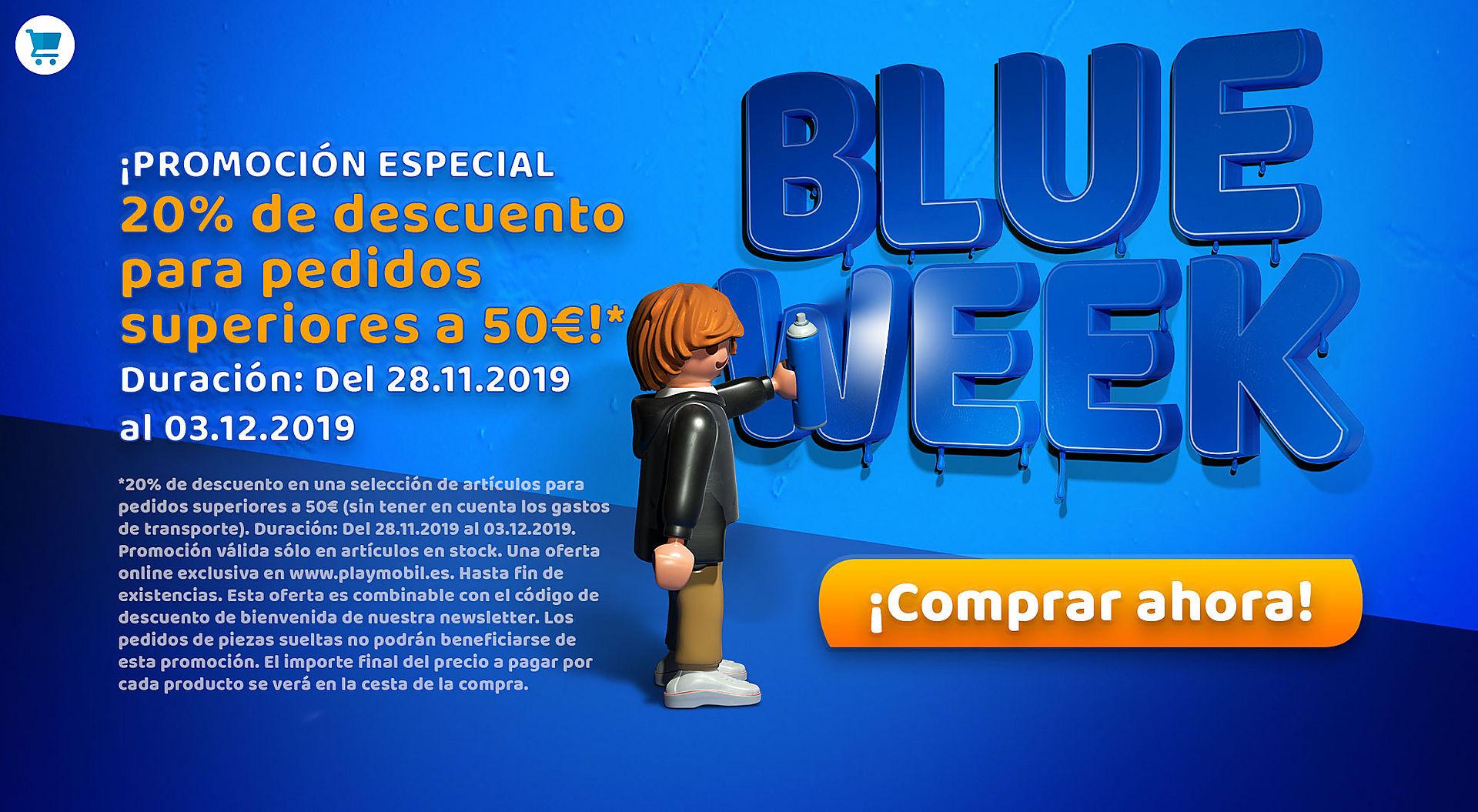 Blueweek Playmobil