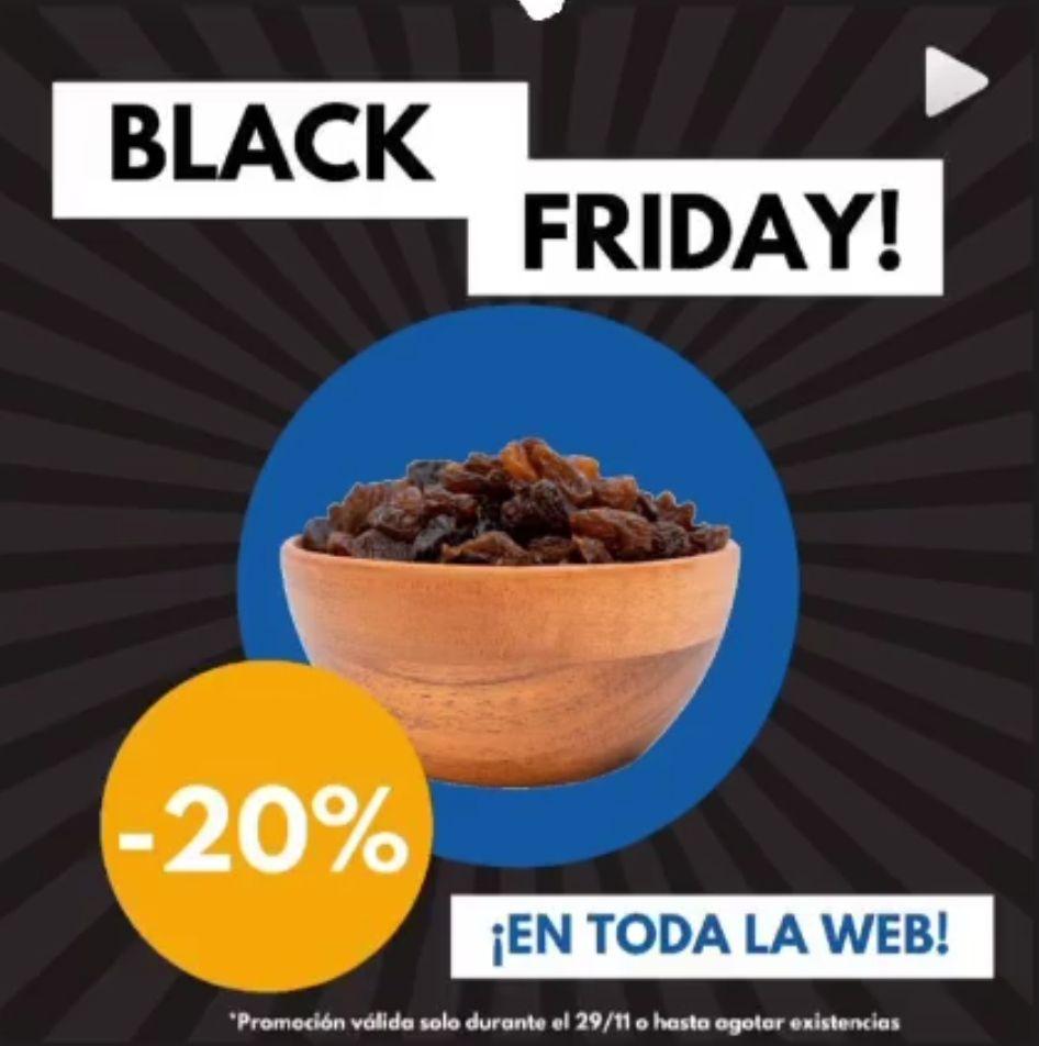 Black Friday en Calconut