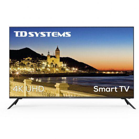 "TD Systems K55DLX9US 55"" LED UltraHD 4K"