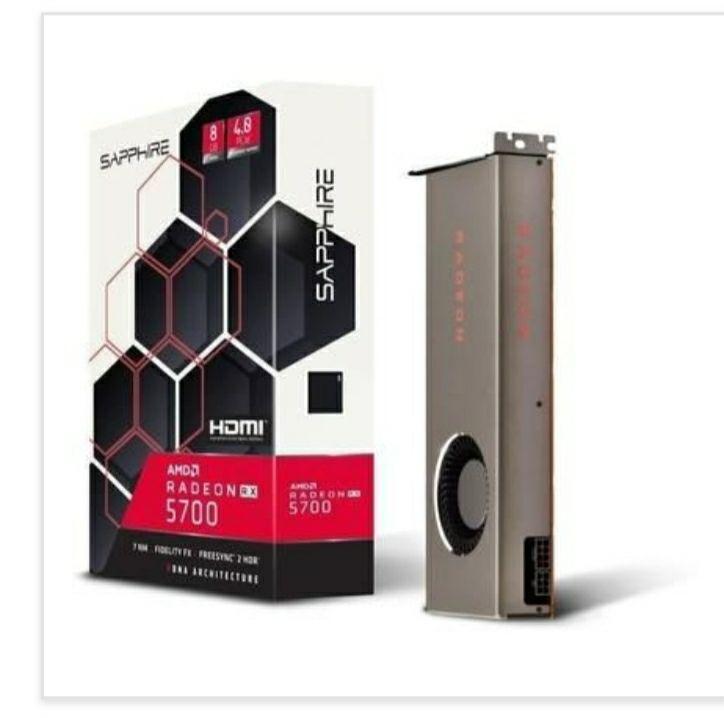 SAPPHIRE Radeon RX 5700 8G GDDR6 HDMI / TRIPLE DP (UEFI) 5