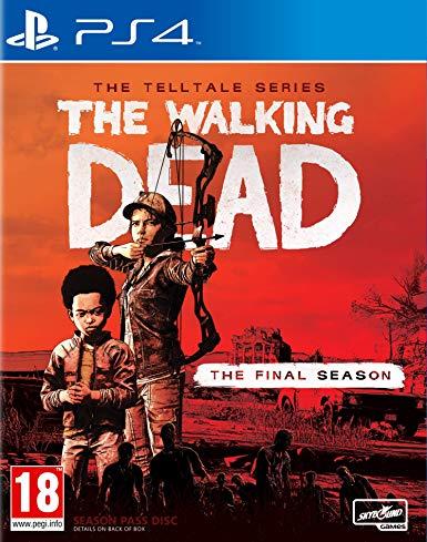 The Walking Dead temporada final PS4 y Xbox One