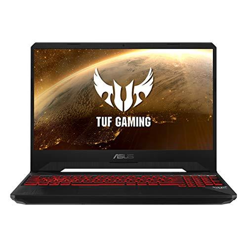 "ASUS TUF Gaming FX505DY-BQ024 - Portátil Gaming 15.6"" FullHD (Ryzen 5 3550H, 8GB RAM, 512GB SSD, AMD Radeon RX560X-4GB"