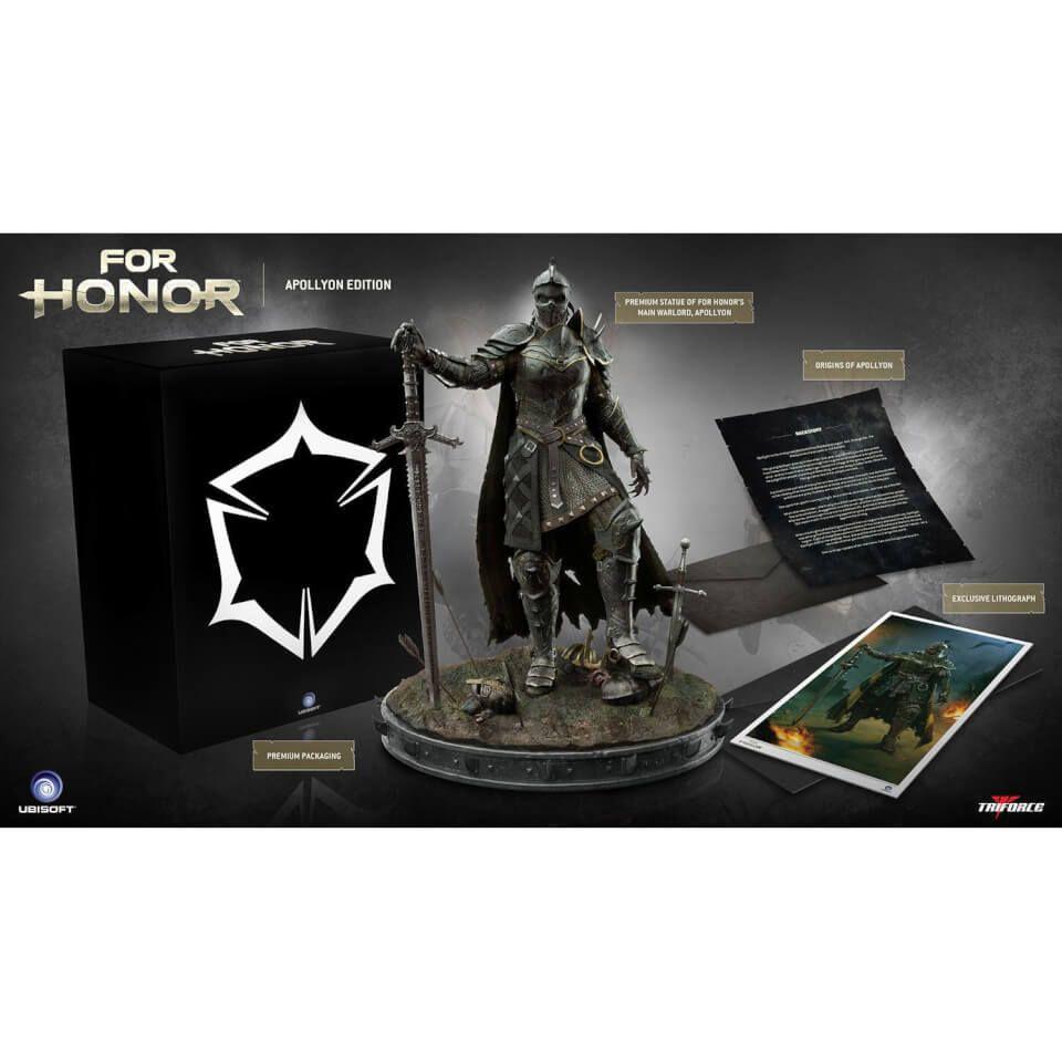 For Honor Apollyon Edition PVC Statue 35cm