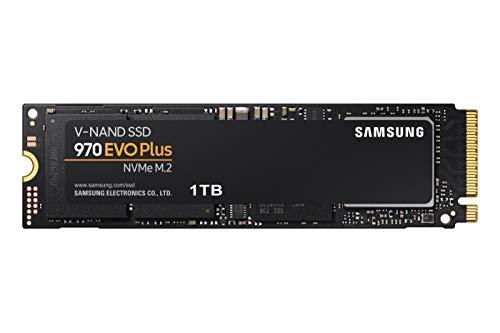 Samsung 970 EVO Plus 1000gb a mínimo histórico