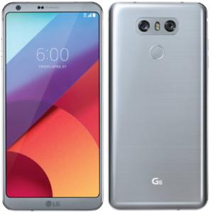 """LG G6 Nuevo - 5.7"""" 2K / Snapdragon 821 / RAM 4GB / 32GB / IP68"""