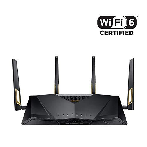 ASUS RT-AX88U - Router Gaming AX6000 (precio mínimo)