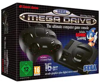 Mega drive Mini (Barcelona)