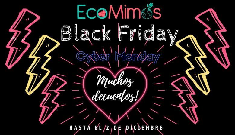 Black Friday en EcoMimos Ahora con más descuentos en juegos de mesa y más