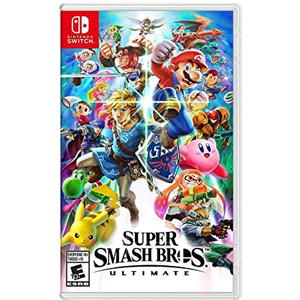 Super Smash Bros. Ultimate (AlCampo)