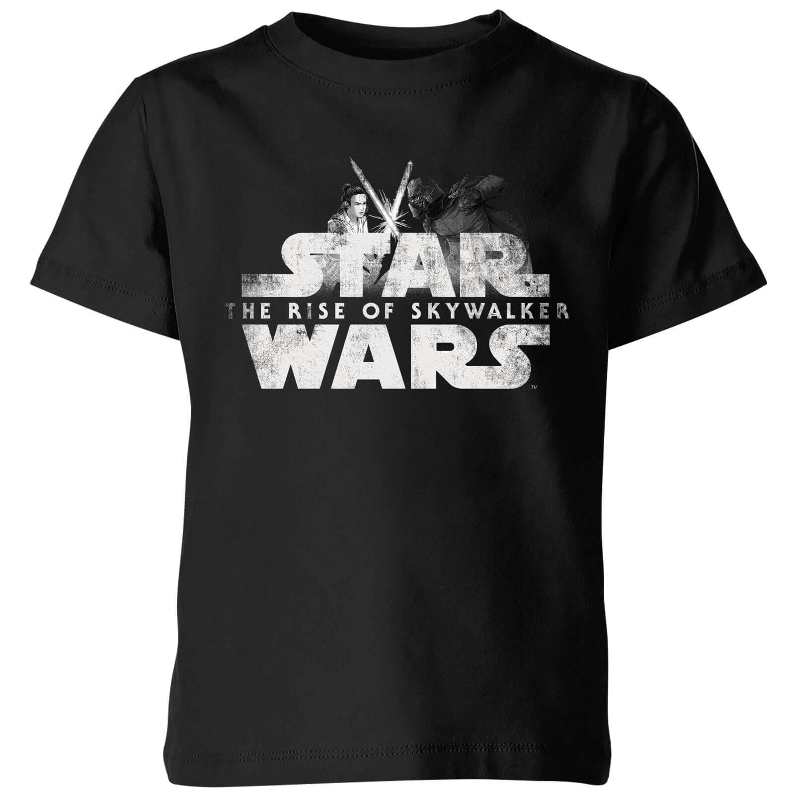 Licencia oficial camiseta Star Wars de 3 a 12 años