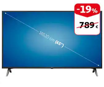 """TV 165,1 cm (65"""") LED LG 65UM7000, 4K"""