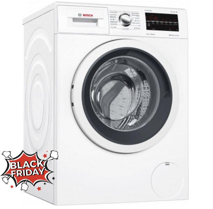 Lavadora Bosch WAT24469ES 1200RPM 8KG Blanco Frontal