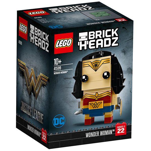 Wonder woman de Lego