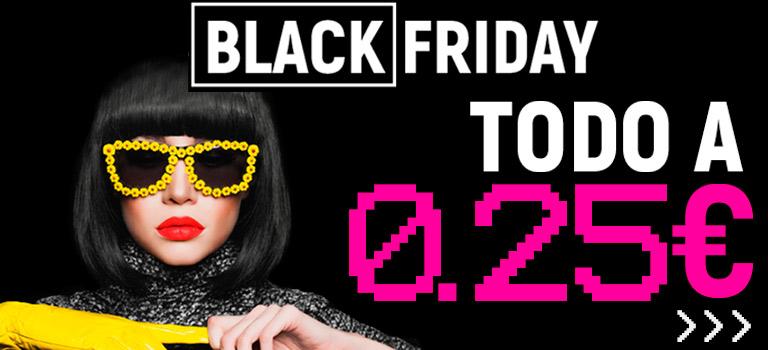 Black Friday Micolet, toda la ropa a 0,25€
