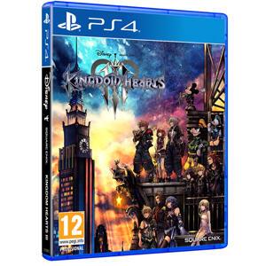 Kingdom Hearts III (Playstation 4, Físico)