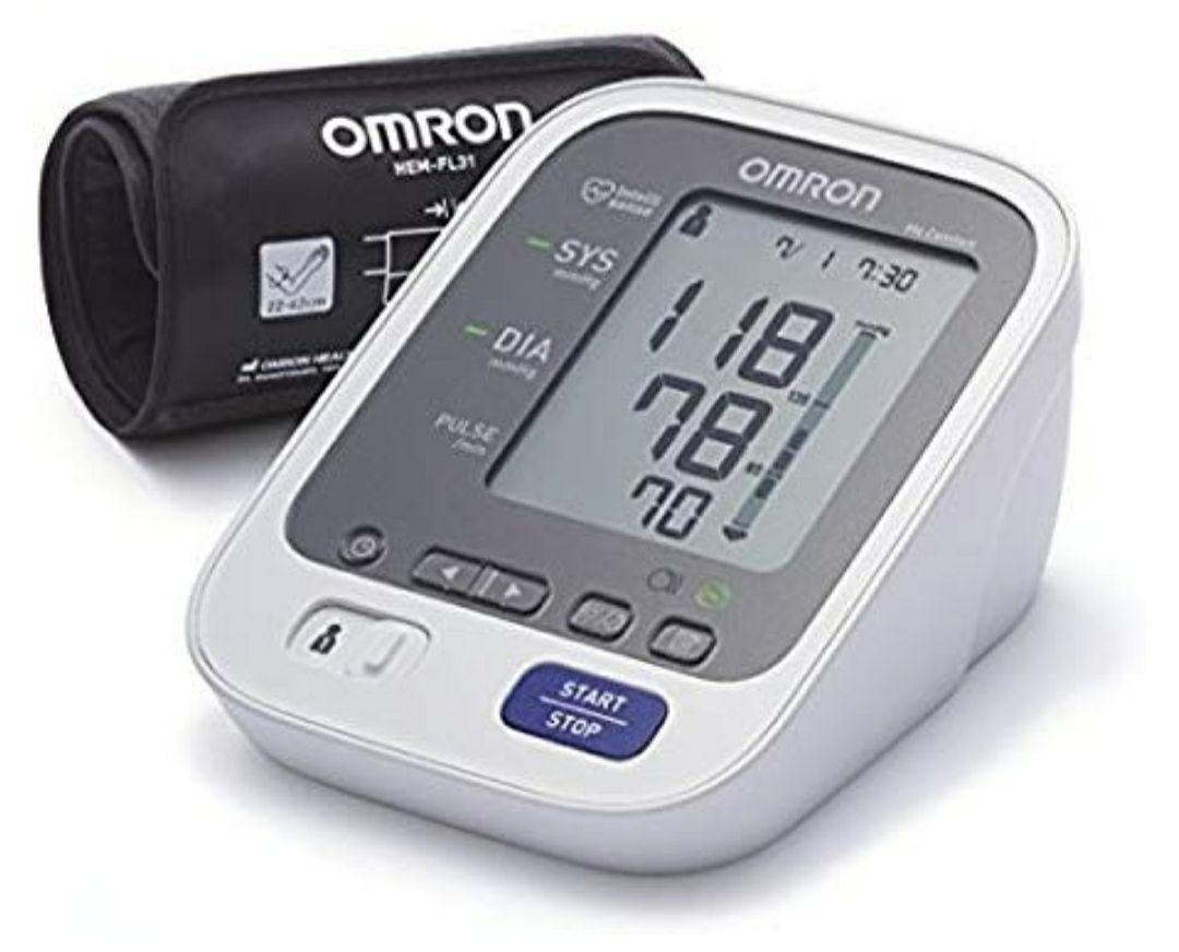 Mínimo para el tensiómetro de brazo Omron Healthcare M6 Comfort