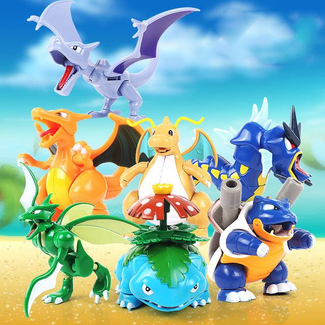 Figuritas Pokémon