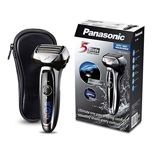 Panasonic ES-LV65-S803 Premium Wet & Dry - Afeitadora eléctrica para Hombre