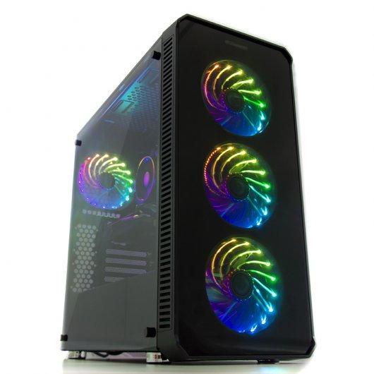PcCom Silver Ryzen 5 3600X/16GB/480GB+1TB/RX580