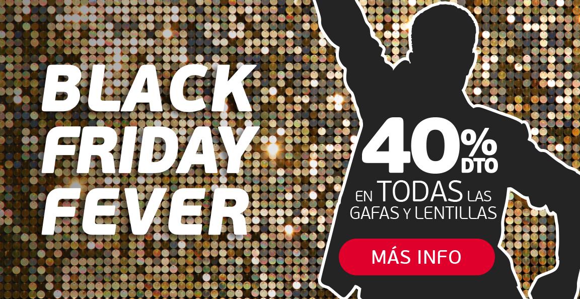 Black Friday en General Óptica ¡40% en lentillas y gafas!