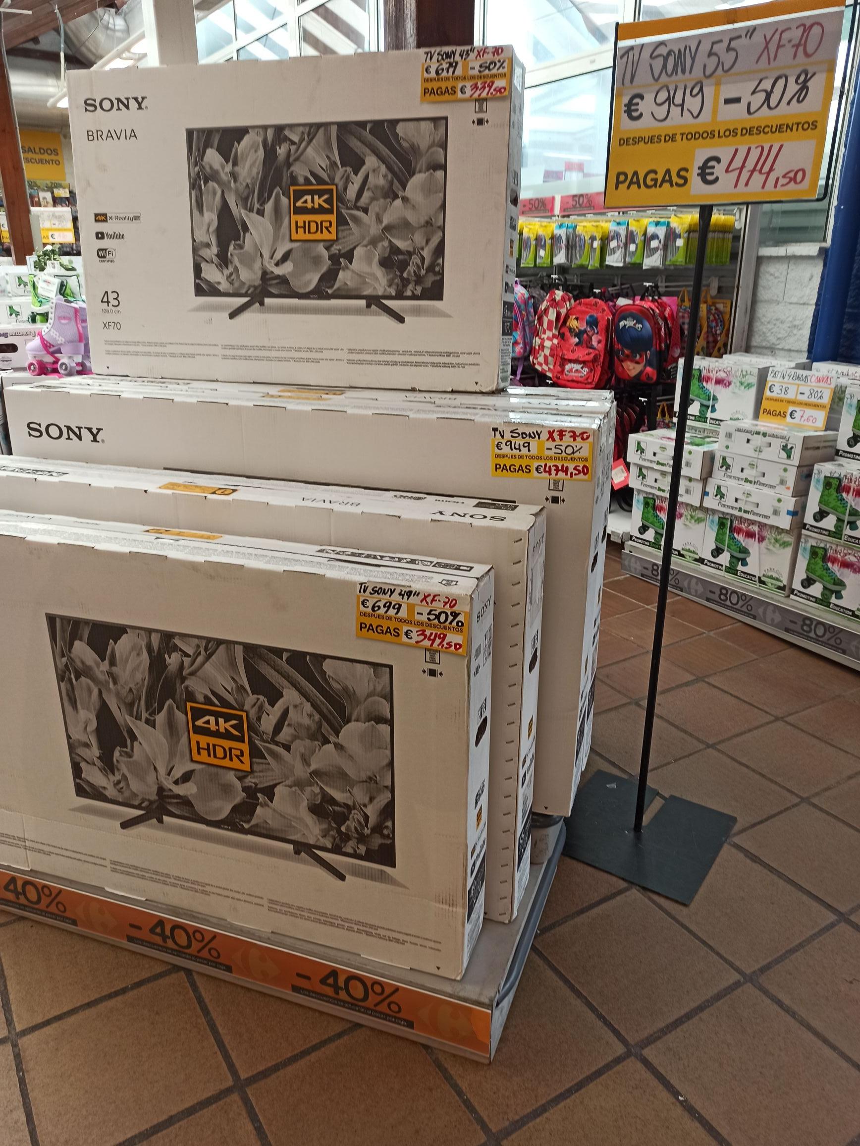TV Sony xf-70 (ver descripción)