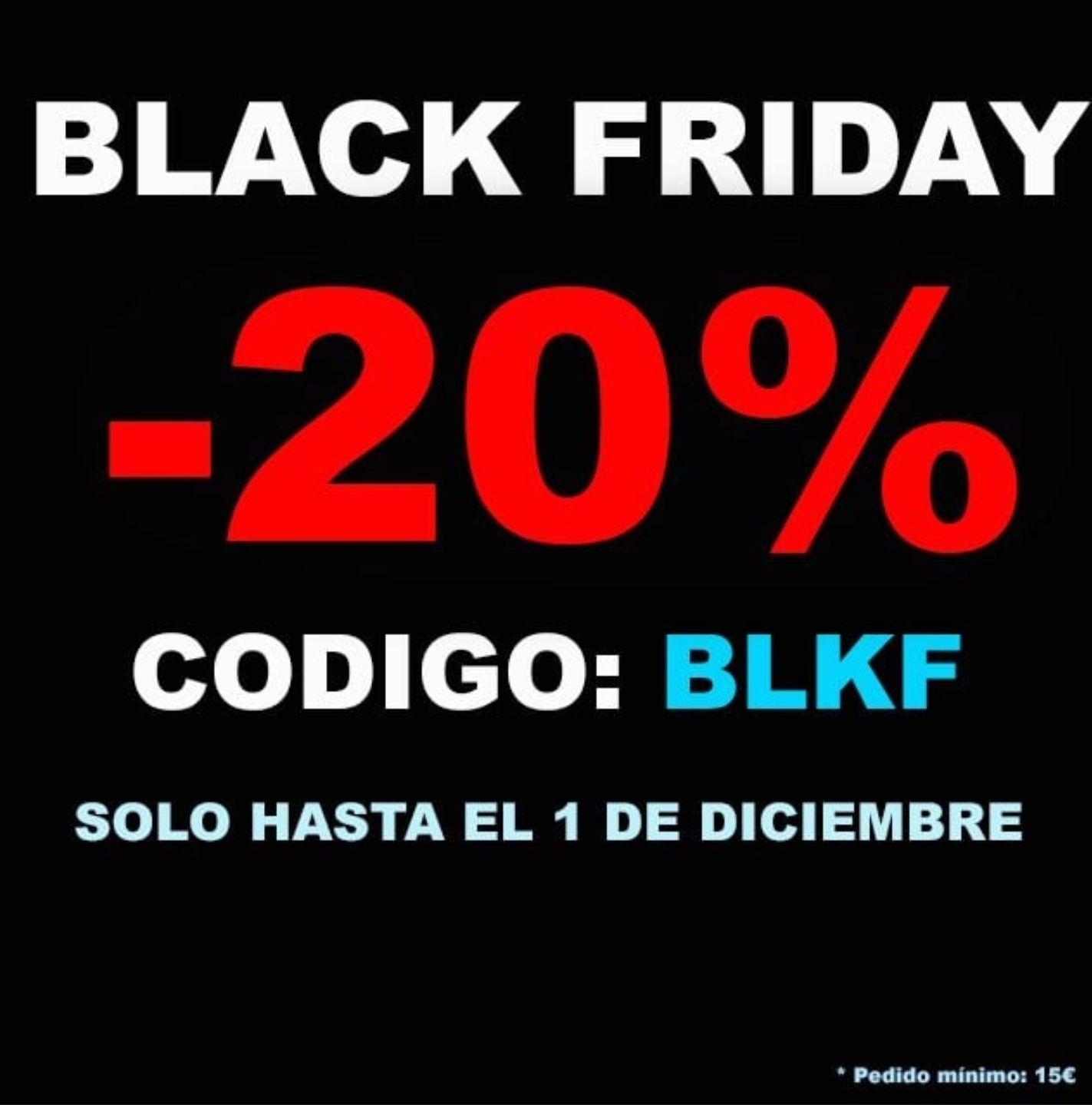 Black Friday en FILLOW