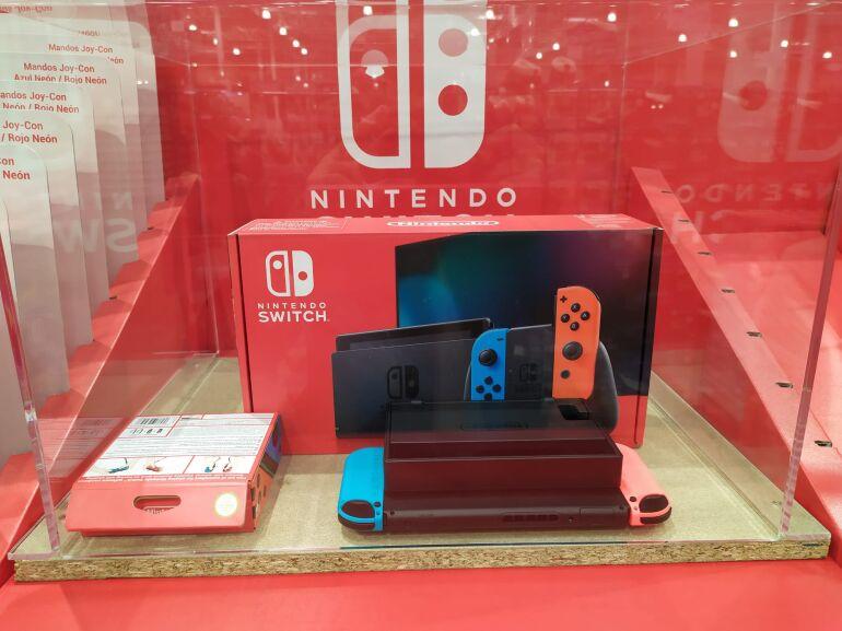 Nintendo Switch en Costco