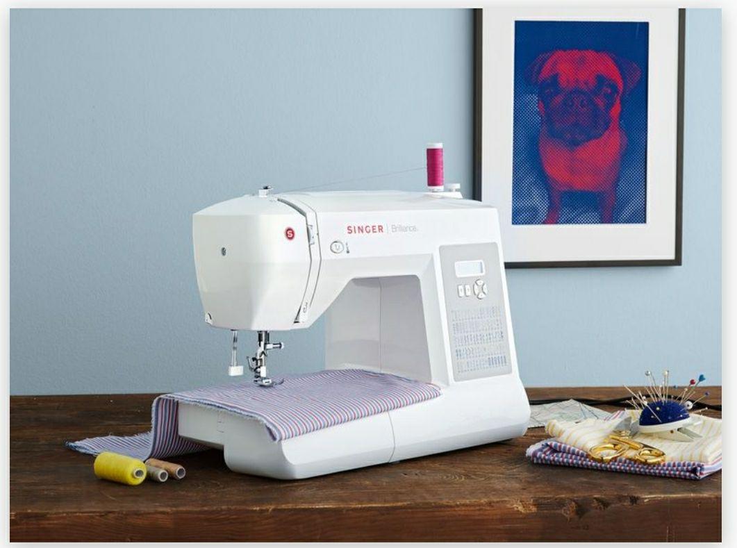 Maquina de coser Singer Brilliance