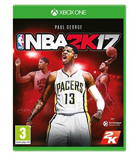 XBOX ONE: NBA 2K17 (Importación Alemana) - Juego físico