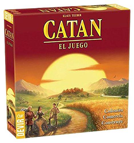 CATAN - El juego base - Castellano