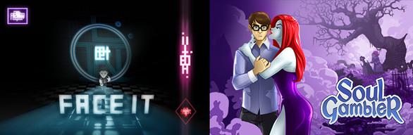 Inner Demons Pack - Face It + Soul Gambler (Steam - PC)