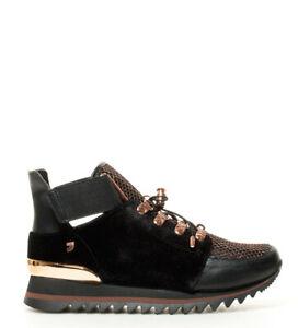 Gioseppo - Zapatillas Cooper negro, cobre Mujer/chica